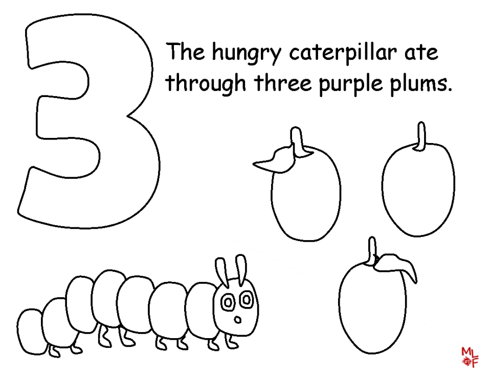 hungry caterpillar coloring sheets very hungry caterpillar writing pages my mommy style caterpillar coloring sheets hungry