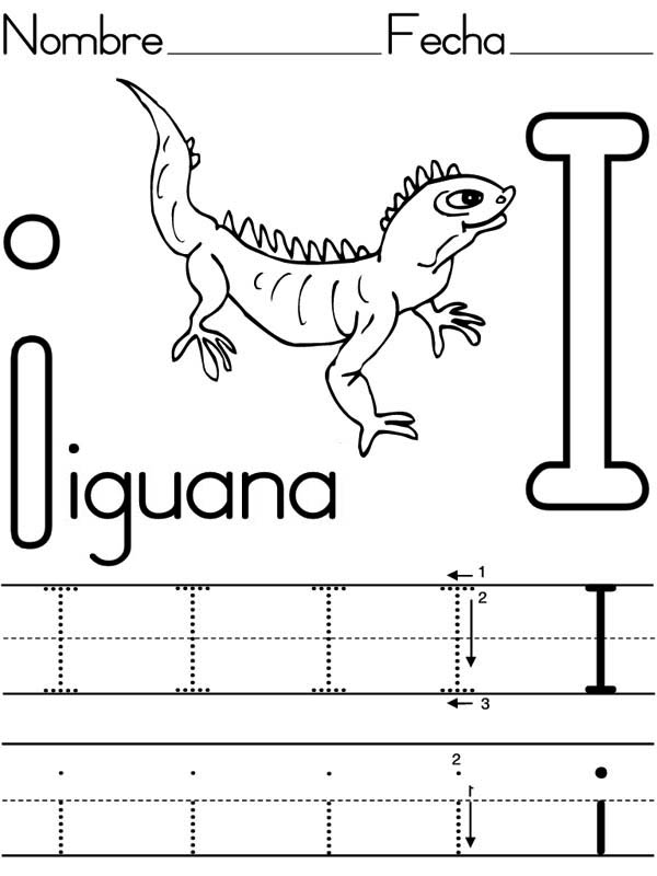 i coloring pages for preschool 17 best images about letterswriting on pinterest the i preschool pages coloring for
