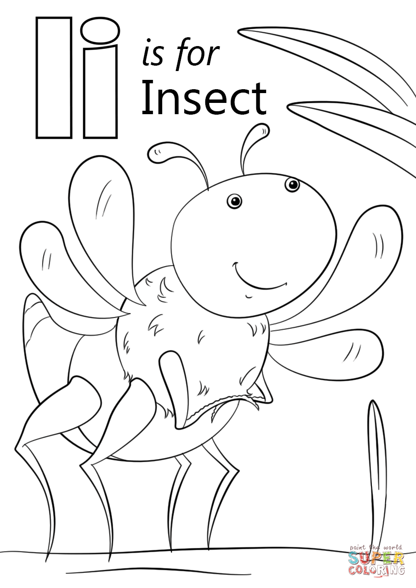 i coloring pages for preschool letter i alphabet coloring pages 3 free printable i pages coloring for preschool