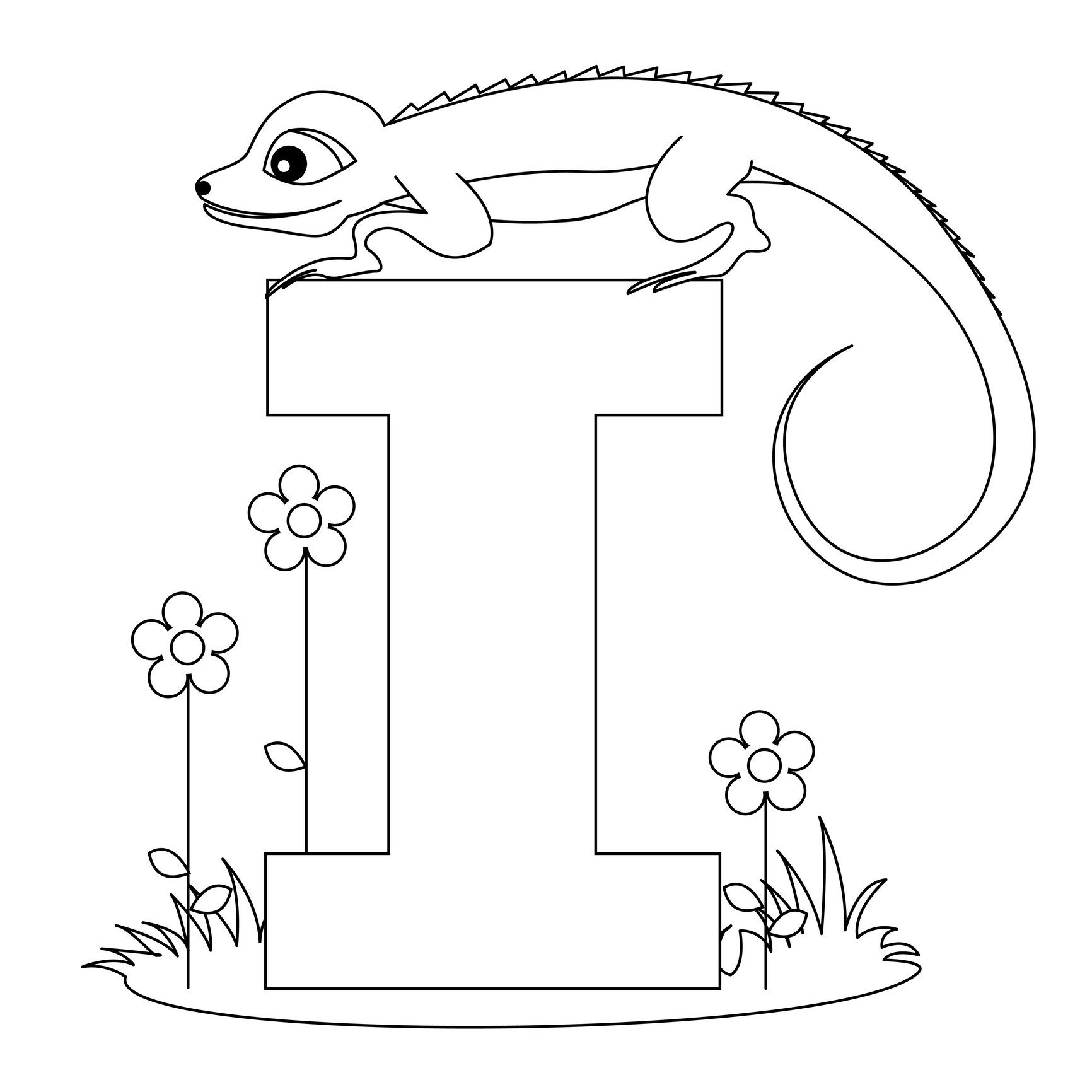 i coloring pages for preschool preschool coloring pages alphabet coloring home preschool i for coloring pages