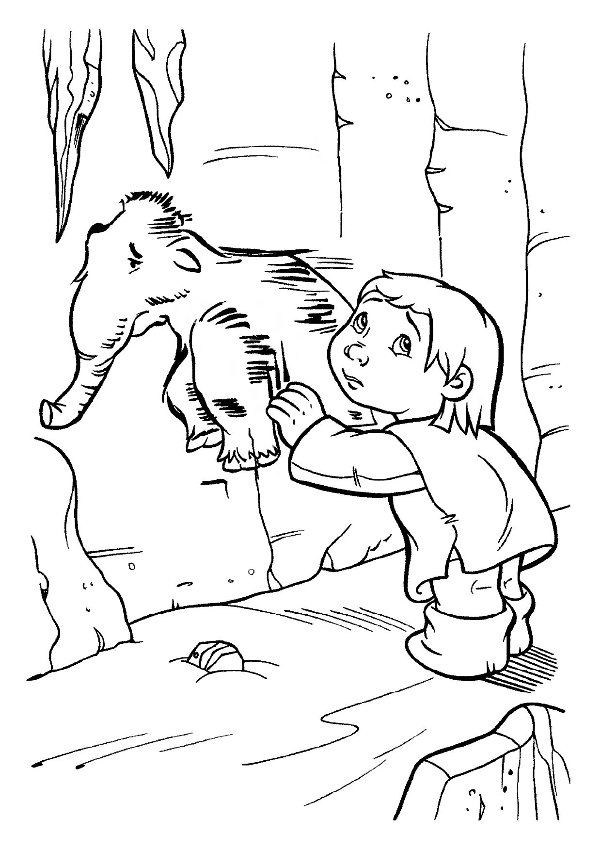 ice age printables ice age coloring pages coloring pages to download and print printables ice age