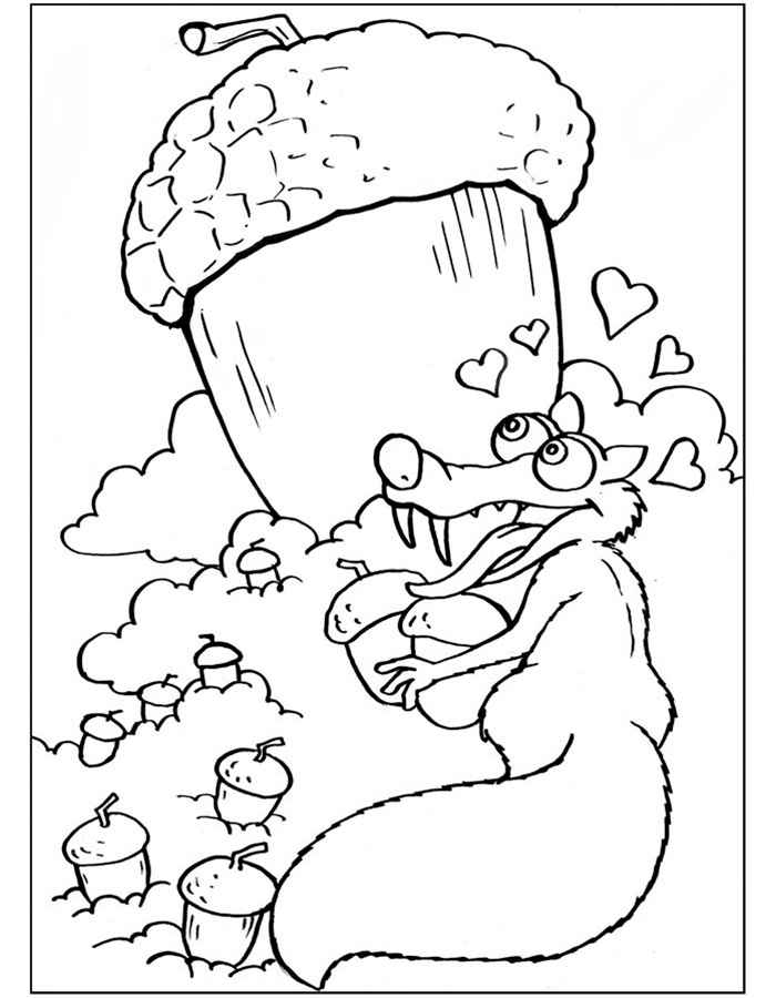 ice age printables ice age coloring pages ice age printables