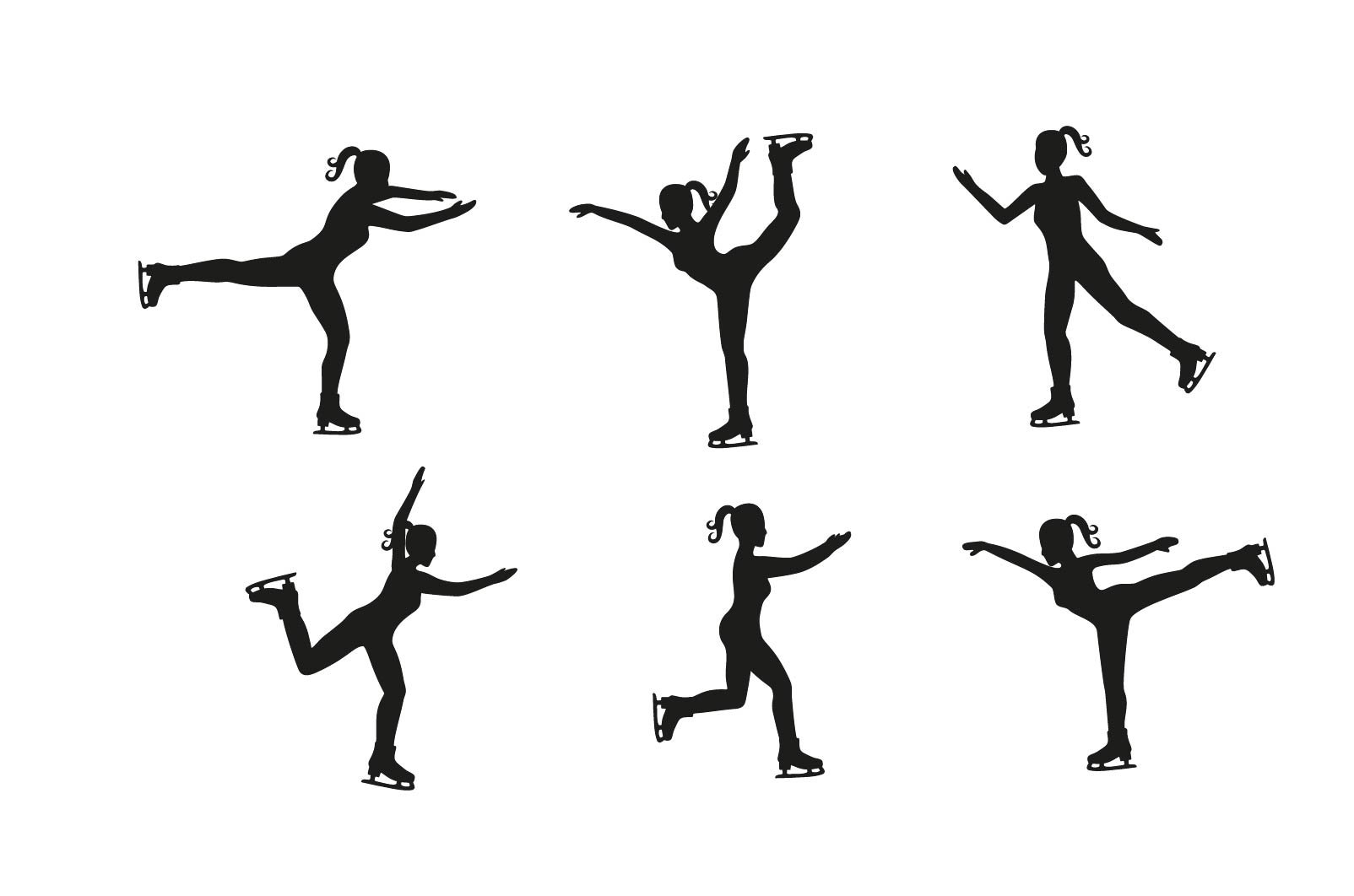 ice skater silhouette figure skaters silhouette at getdrawings free download silhouette skater ice
