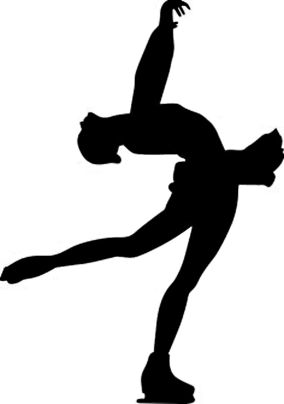 ice skater silhouette silhouette images skating boy graphicsfairy1 the ice skater silhouette