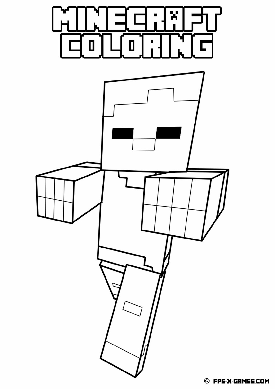images of minecraft coloring pages minecraft coloring pages best coloring pages for kids pages minecraft of coloring images