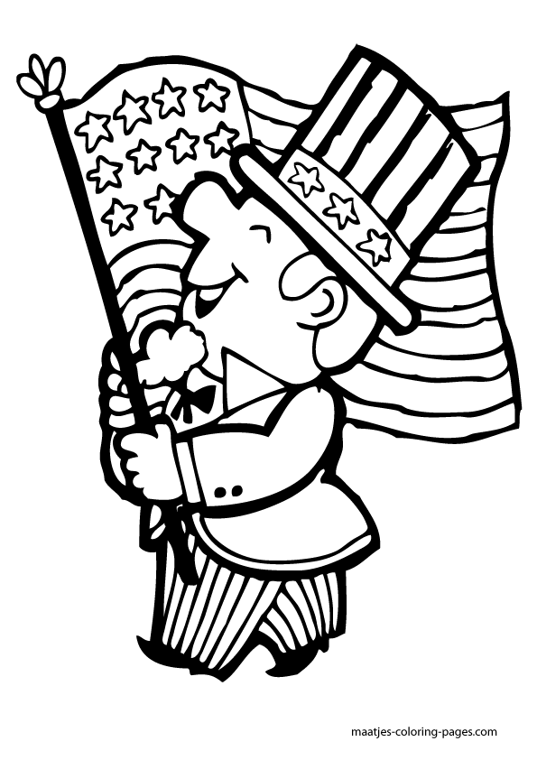 independence day coloring sheets independence day poster coloring page free printable sheets coloring independence day