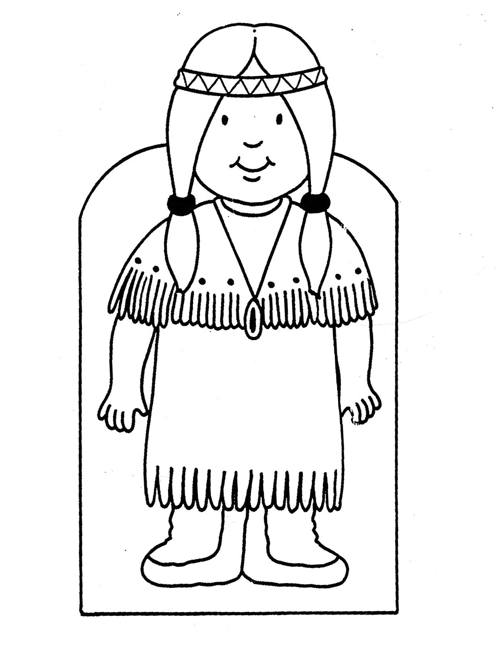 indian coloring page indian coloring pages best coloring pages for kids indian page coloring