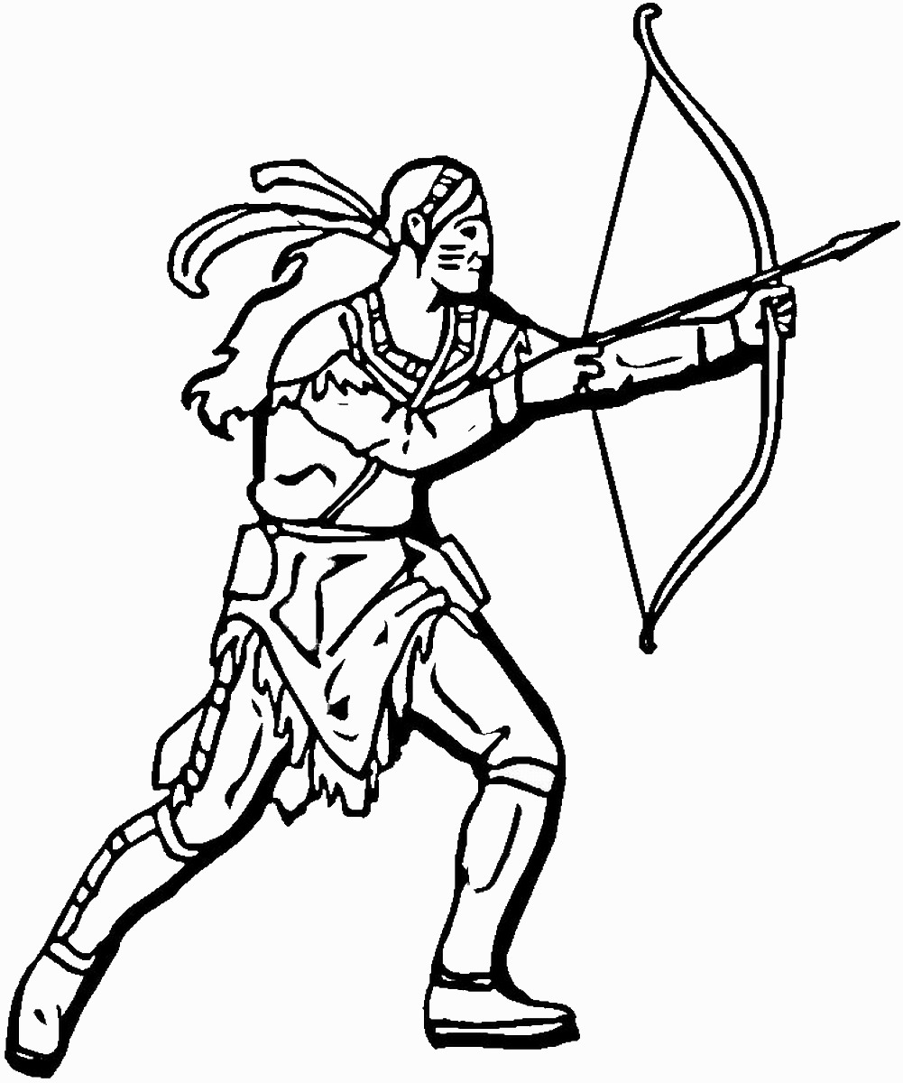 indian coloring page native american indian coloring pages for kids indian page coloring