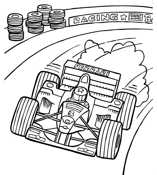indy 500 coloring pages 1000 images about auto racing unit on pinterest cars 500 pages indy coloring