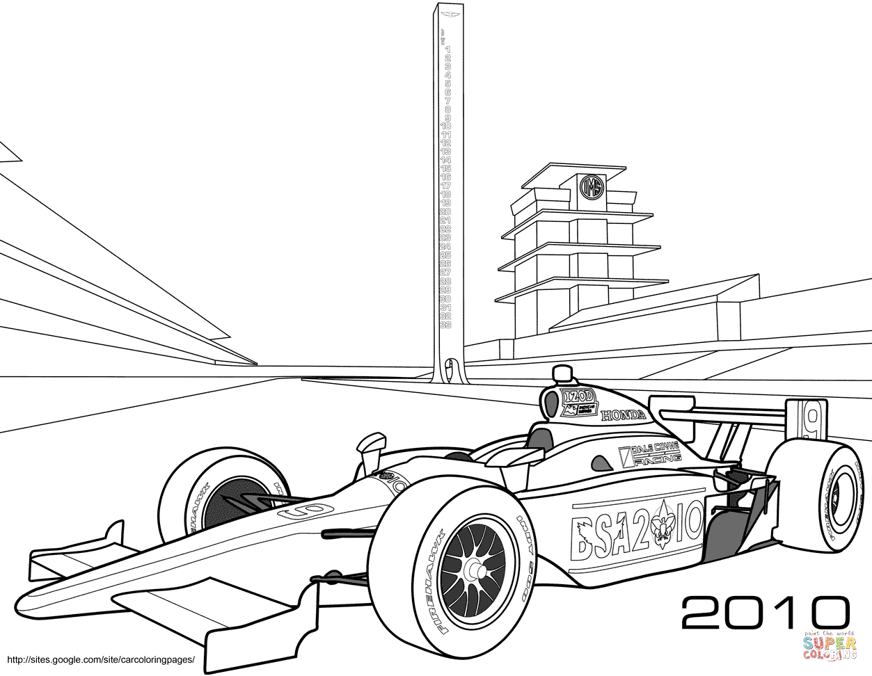 indy 500 coloring pages indy race car coloring page free printable coloring pages indy 500 pages coloring