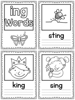 ing pages ing word work by theteacherbowtique teachers pay teachers pages ing
