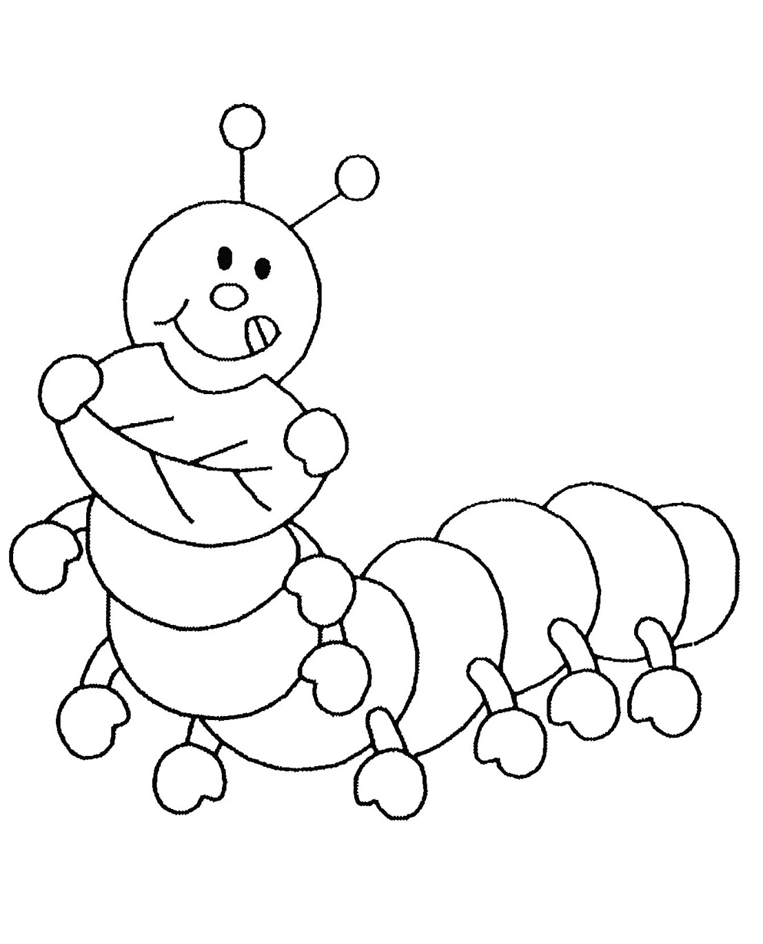 insect coloring pictures free printable bug coloring pages for kids insect pictures coloring