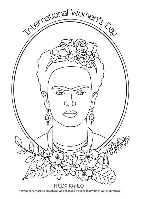 international womens day coloring pages international women39s day activities free printables pages coloring womens international day