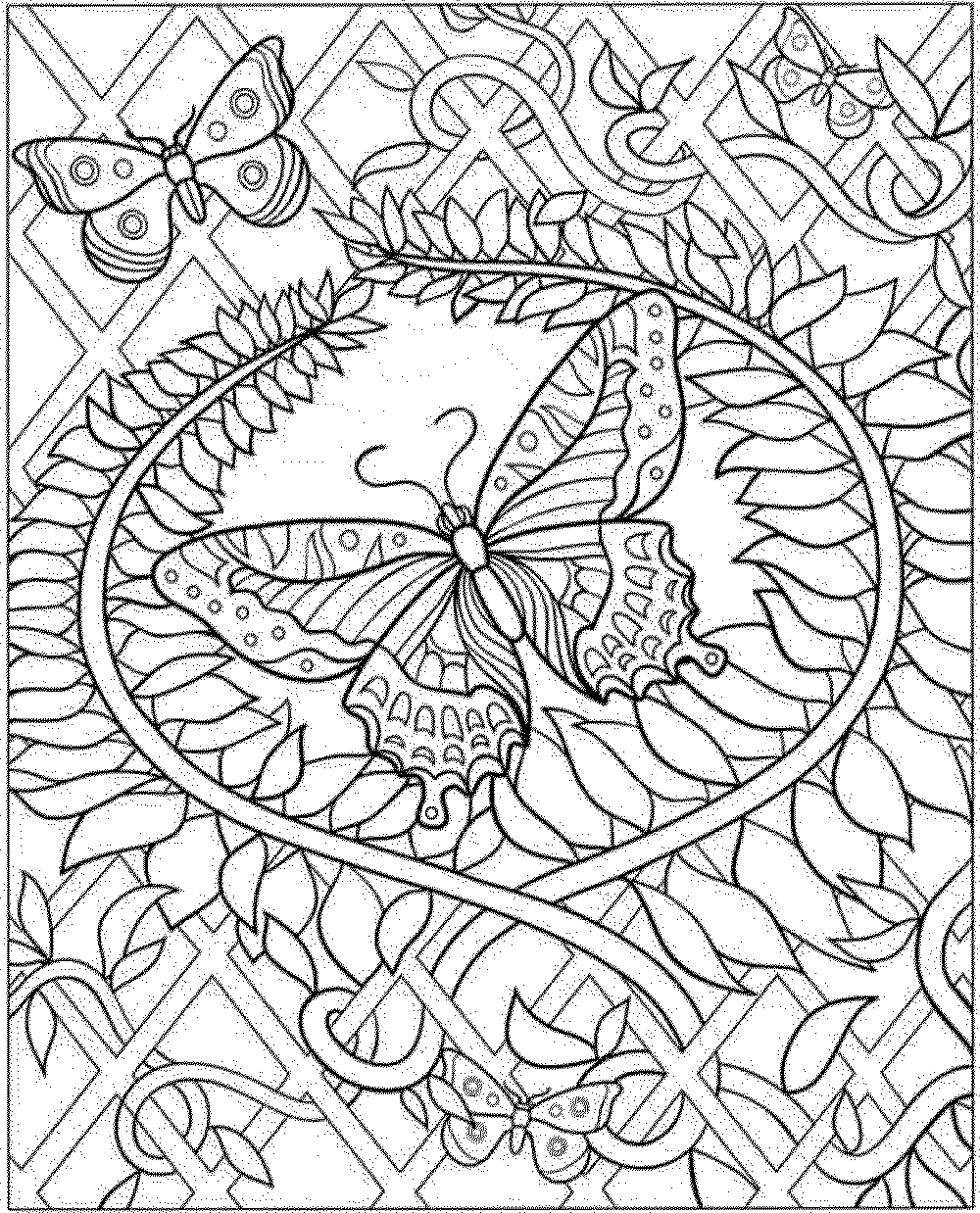intricate coloring pages for kids intricate coloring pages for adults coloring home coloring kids intricate pages for