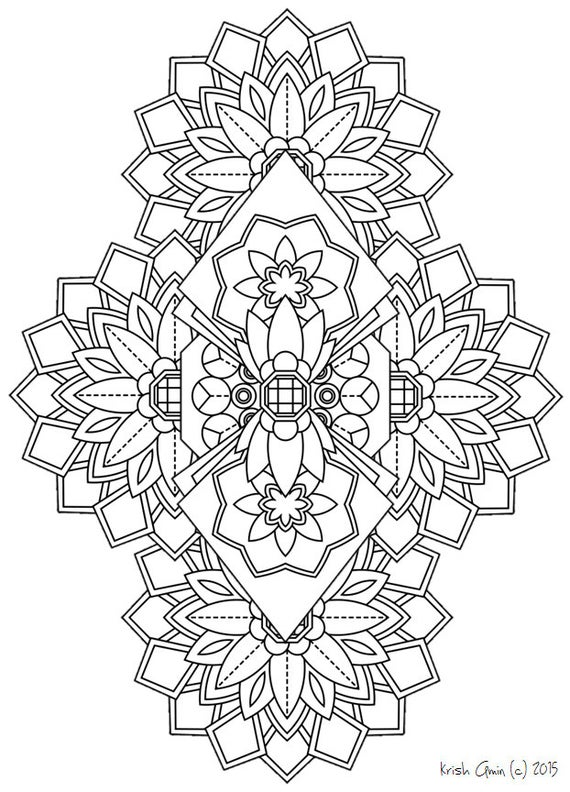 intricate coloring pages for kids printable difficult coloring pages coloring home pages for kids intricate coloring