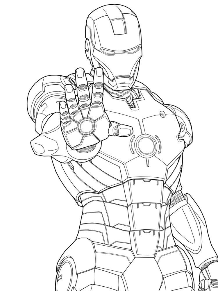 iron man cartoon coloring pages free printable iron man coloring pages for kids best cartoon man iron coloring pages