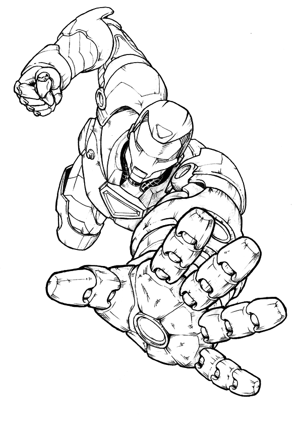 iron man coloring images free printable iron man coloring pages for kids cool2bkids man iron images coloring