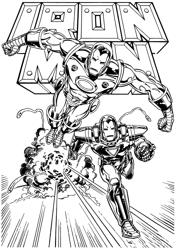 iron man coloring page iron man to color for children iron man kids coloring pages man iron coloring page