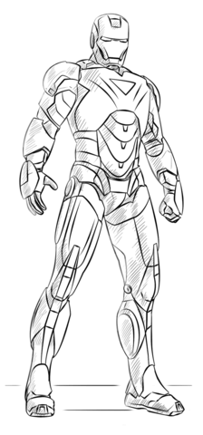 iron man coloring pages endgame avengers endgame coloring pages getcoloringpagescom pages endgame coloring man iron