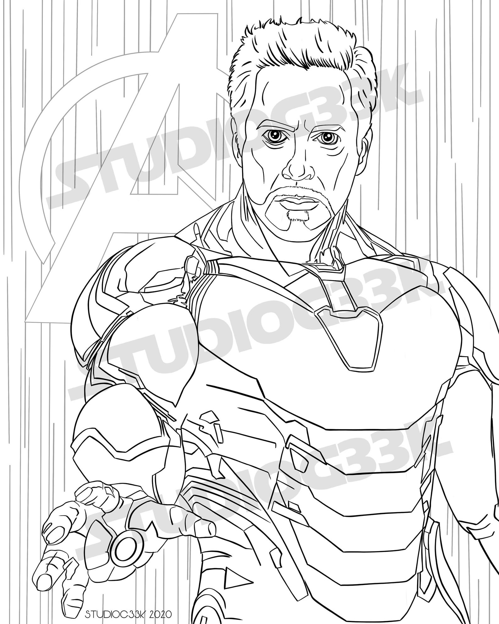 iron man coloring pages endgame iron man and black widow coloring page of avengers endgame endgame iron pages man coloring