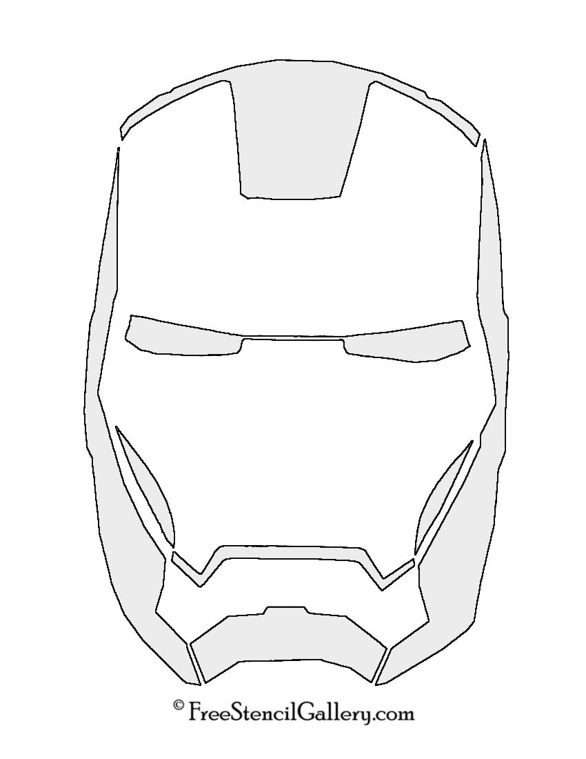 iron man face coloring pages iron man outline drawing at getdrawings free download coloring man face iron pages