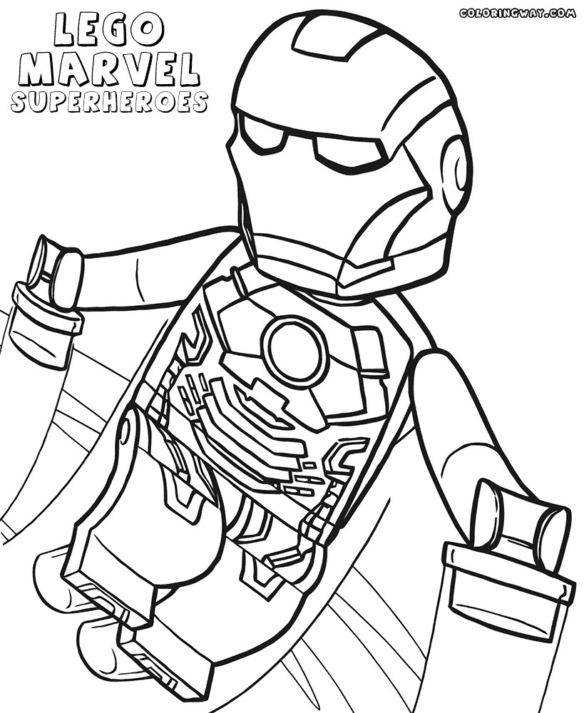 iron man lego coloring pages lego iron man coloring pages at getdrawings free download lego pages iron coloring man