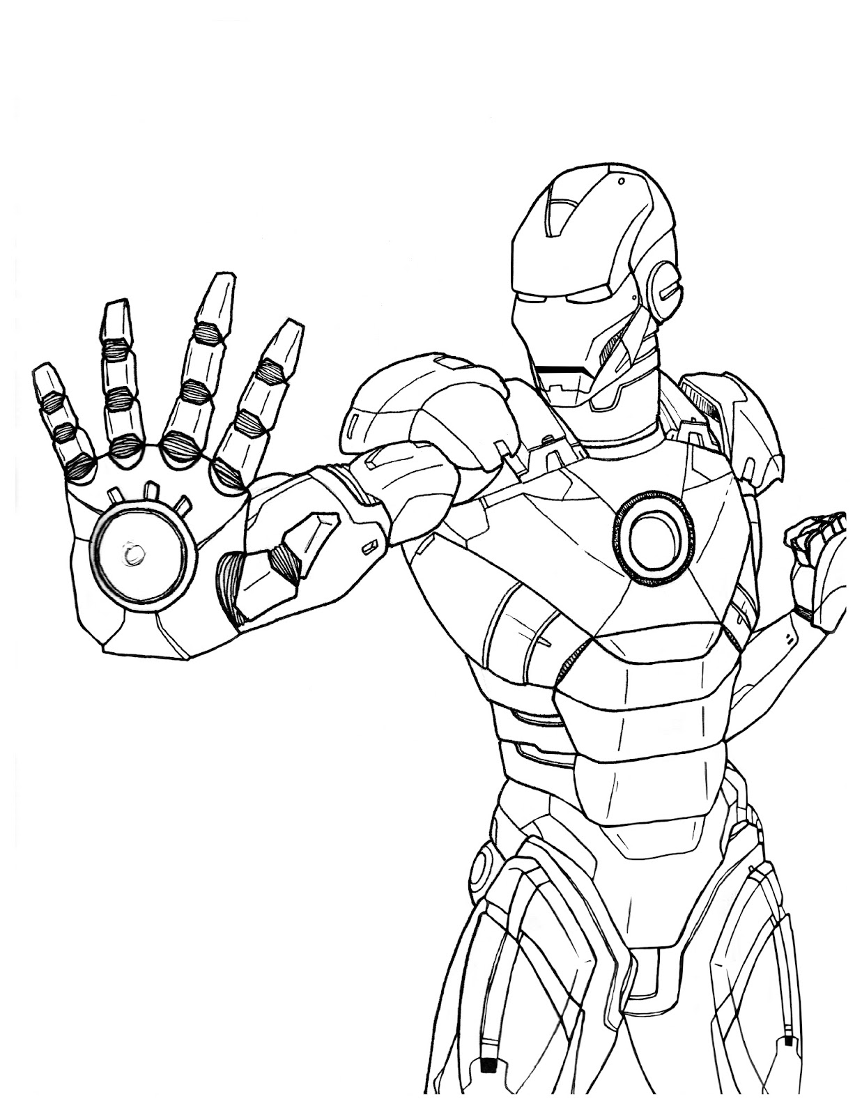 iron man outline iron man outline drawing at getdrawings free download iron outline man 1 1