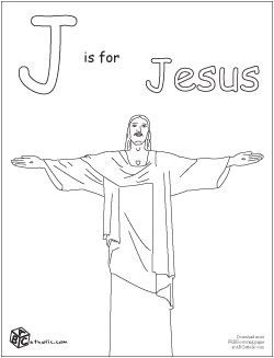 j is for jesus coloring page eggs in the nest rhyme purchase jesus page coloring is for j
