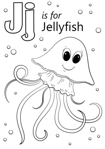 j is for jesus coloring page letter j is for jellyfish coloring page alphabet page for coloring j is jesus