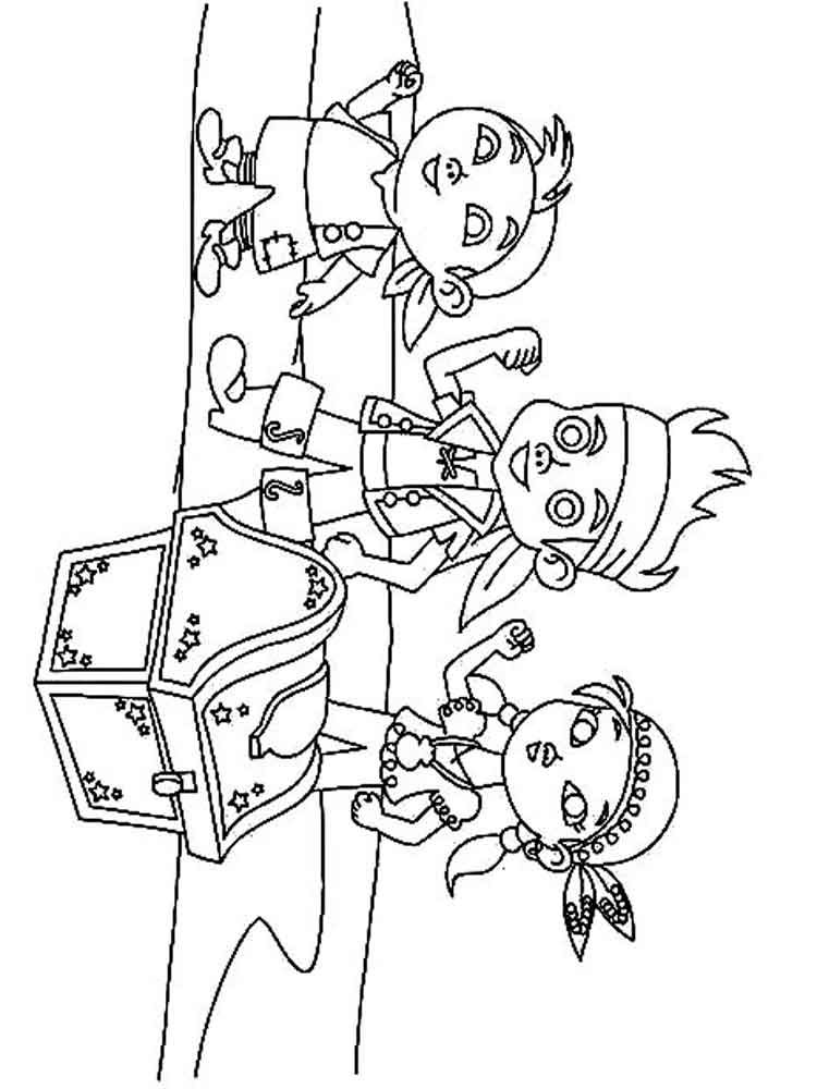 jake and the neverland pirates coloring page coloring pages for captain jake and the neverland pirates coloring page the jake neverland pirates and