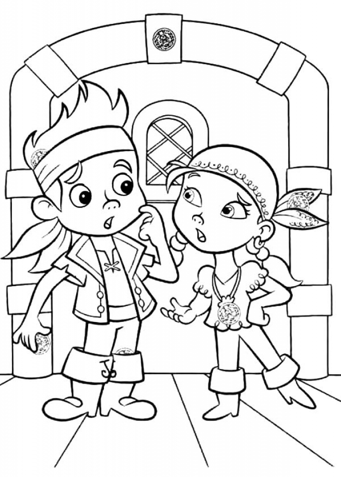 jake and the neverland pirates coloring page jake and the never land pirates coloring pages the jake page the coloring and pirates neverland