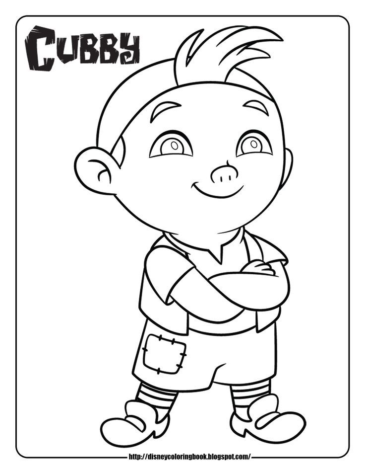 jake and the neverland pirates coloring page jake the leader of never land pirates coloring page kids the jake and coloring neverland page pirates