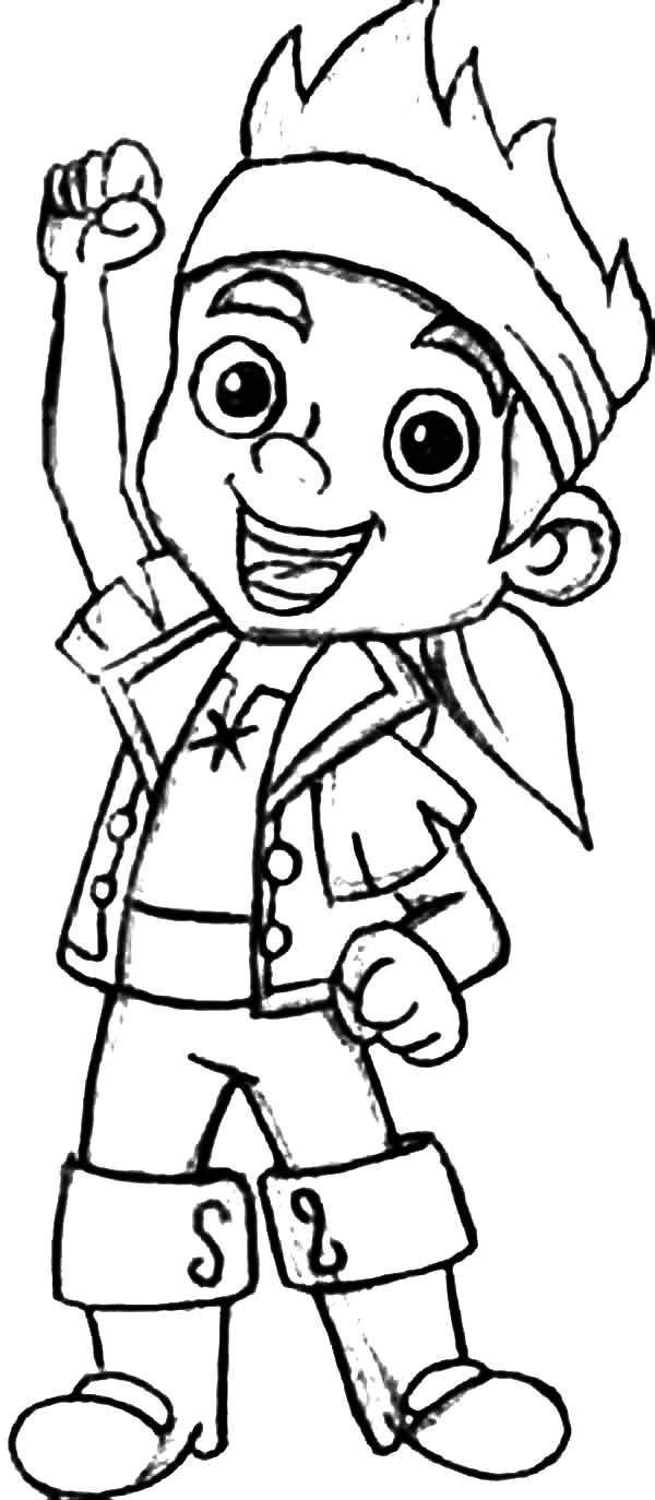 jake coloring pages coloring pages for captain jake and the neverland pirates jake pages coloring