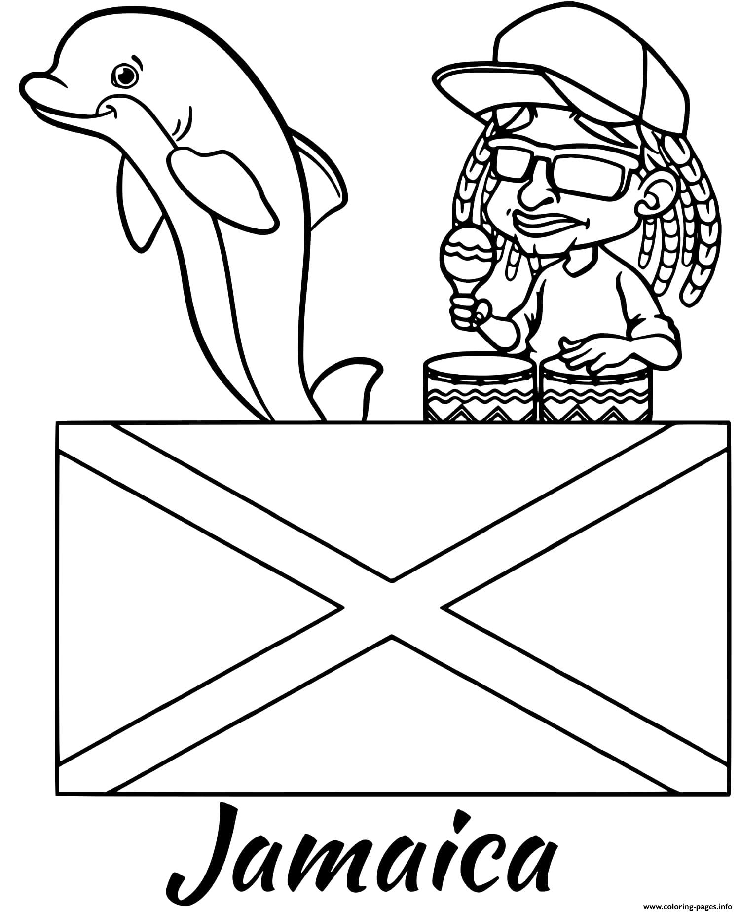 jamaica coloring pages jamaican coloring pages coloring home coloring jamaica pages