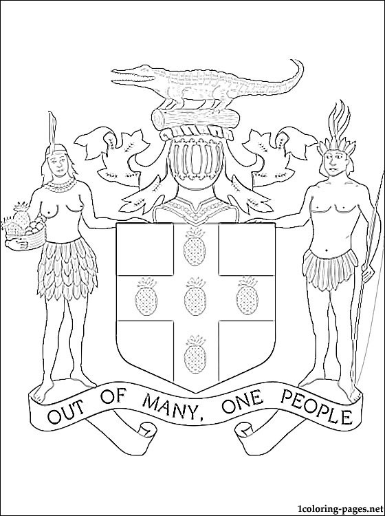 jamaica coloring pages jamaican coloring pages coloring home pages coloring jamaica
