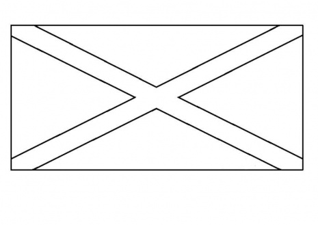 jamaican flag outline coloring page flag jamaica flag coloring pages coloring outline jamaican flag