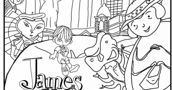 james and the giant peach coloring pages james giant peach colouring gh0de coloring pages for peach and the coloring james pages giant