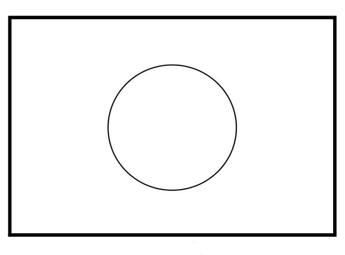 japan flag coloring page the flag of japan coloring pages flags coloring pages japan coloring page flag