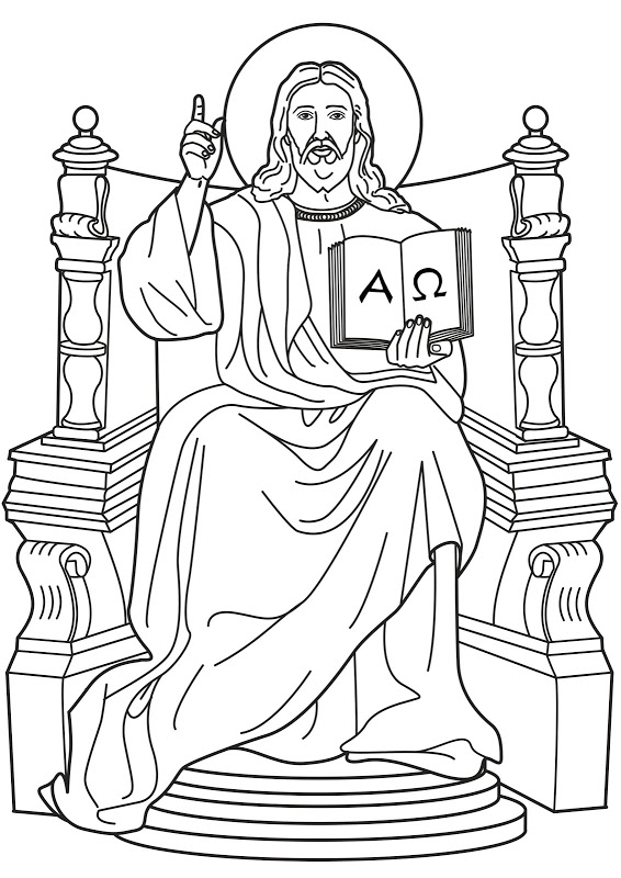 jesus coloring sheets jesus with little children coloring page coloring home jesus sheets coloring