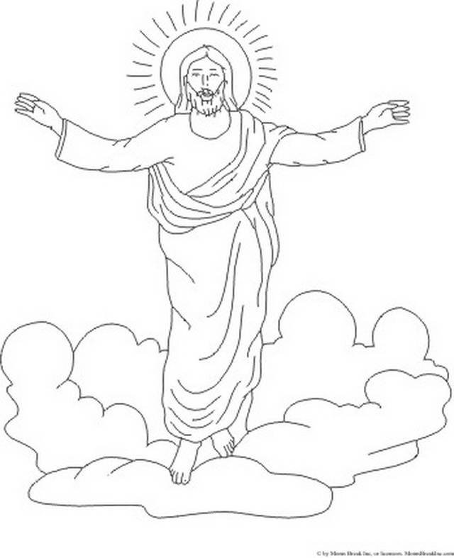 jesus coloring sheets rebirth of jesus christ coloring page for kids jesus sheets coloring