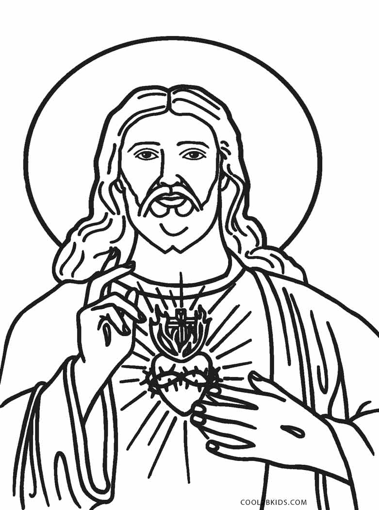 jesus face coloring page jesus christ face drawing at getdrawings free download coloring page face jesus