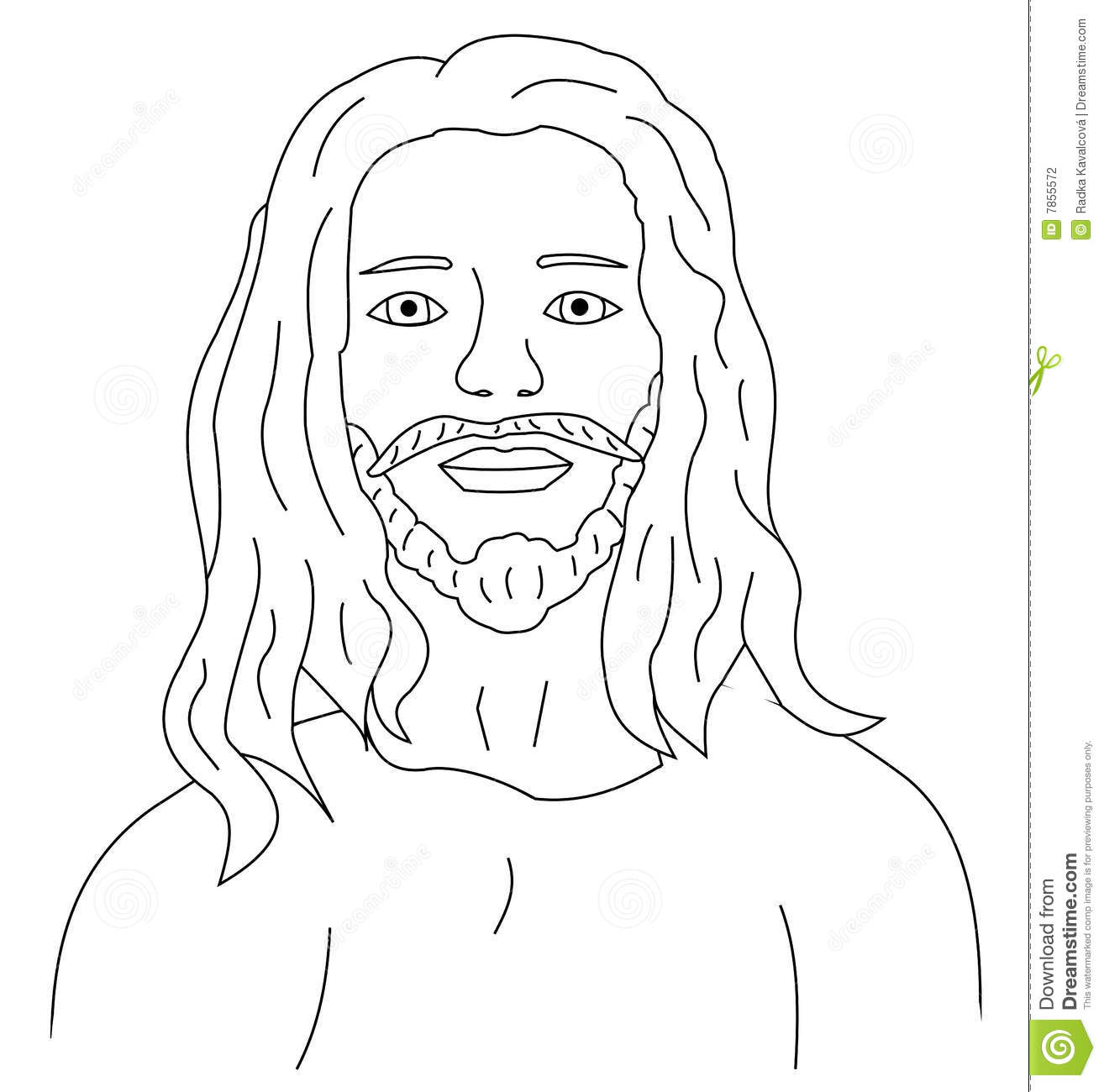 jesus face coloring page jesus face coloring page sketch coloring page page jesus face coloring