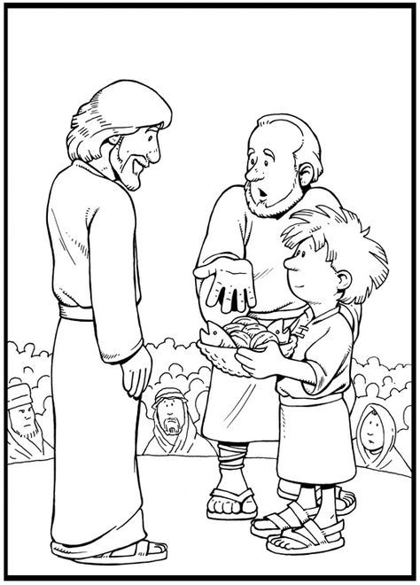 jesus feeds 5000 coloring page jesus feeds 5000 coloring page ministry to childrencom jesus feeds 5000 coloring page