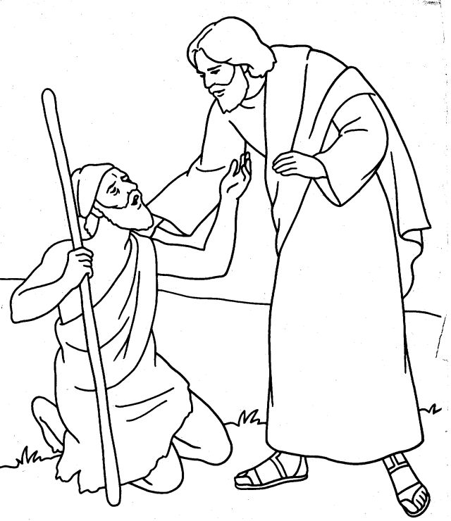 jesus heals the leper coloring page jesus heals coloring pages download free coloring sheets jesus leper heals coloring page the