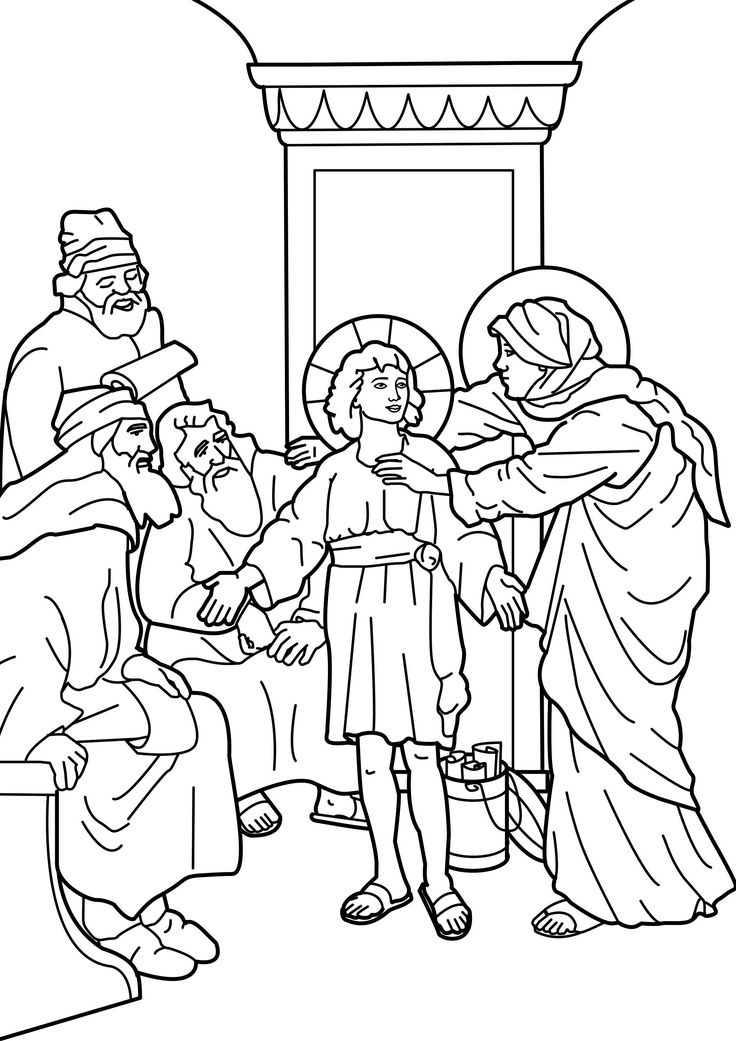 jesus in the temple coloring page christ in the temple as a child color the bible in page jesus temple coloring the