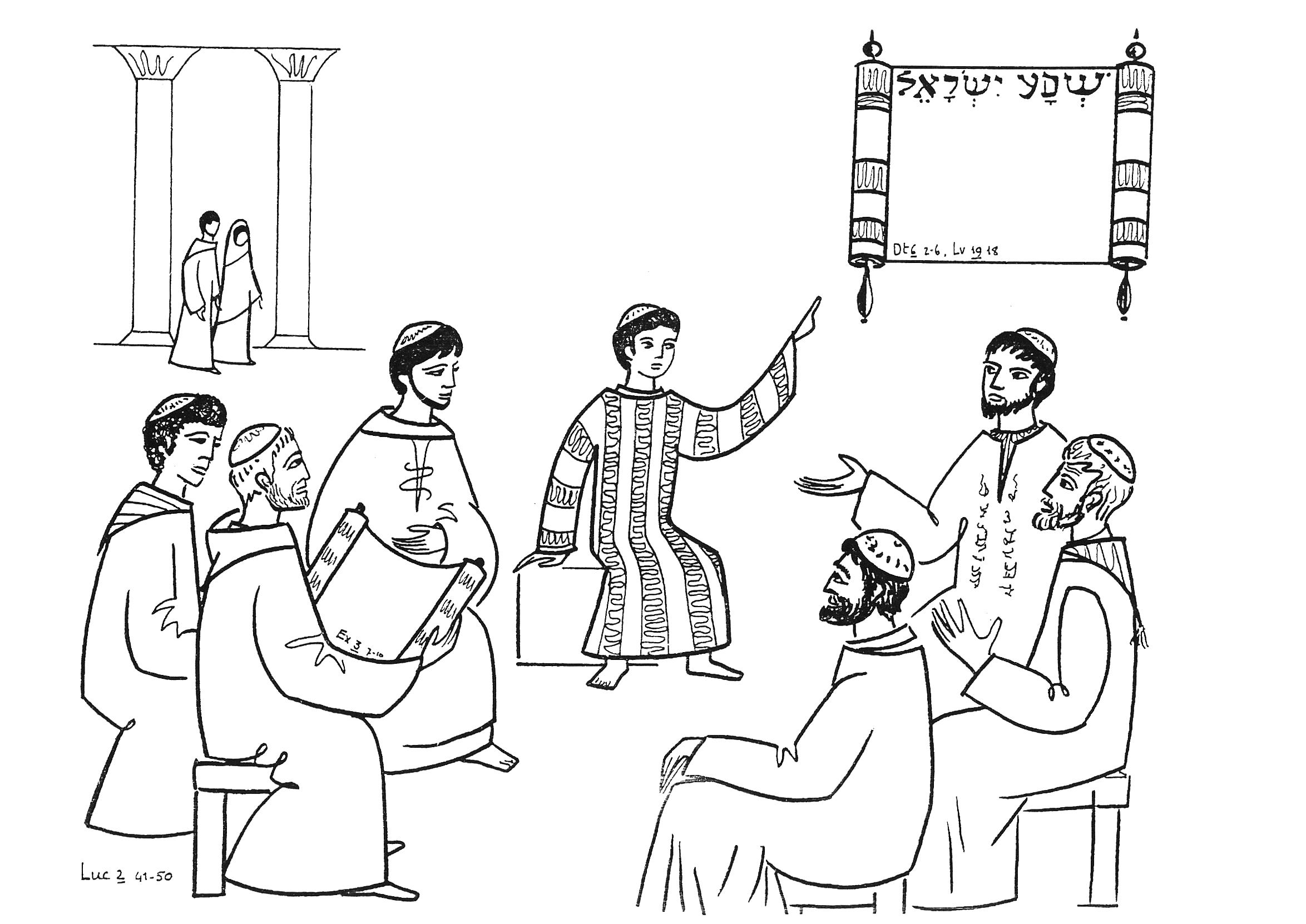 jesus in the temple coloring page jesus in the temple coloring page page the jesus temple in coloring