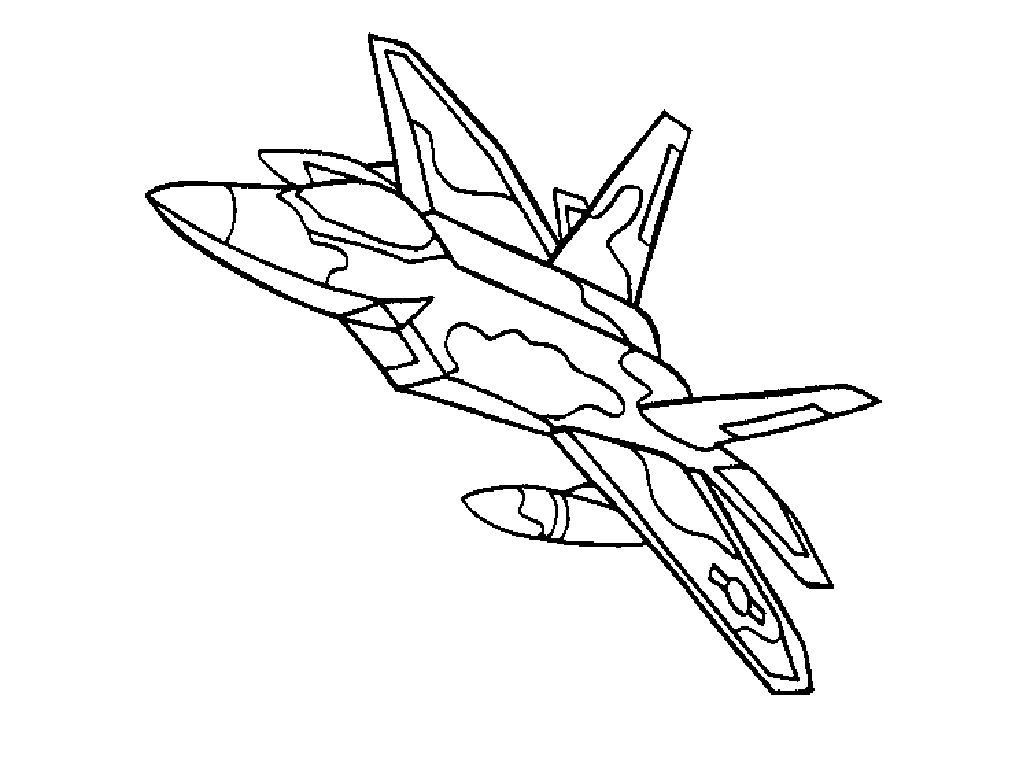 jet fighter coloring pages fighter jet drawing at getdrawings free download coloring jet fighter pages