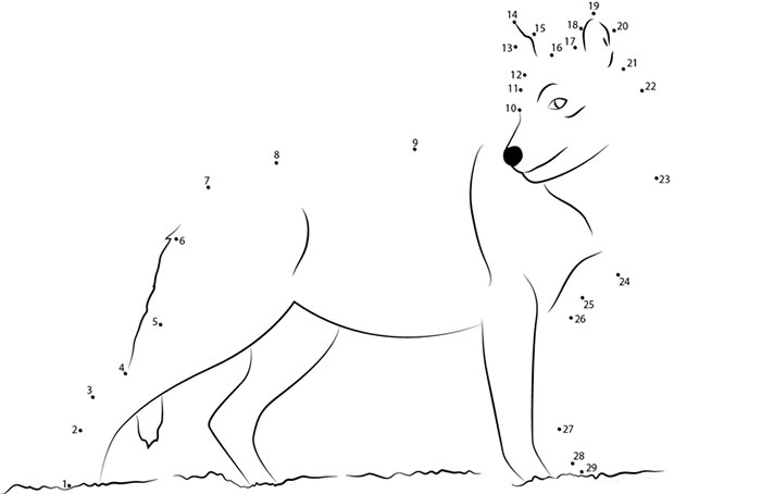 join the dots animals 100 free printable animal dot to dot activity worksheets join dots animals the