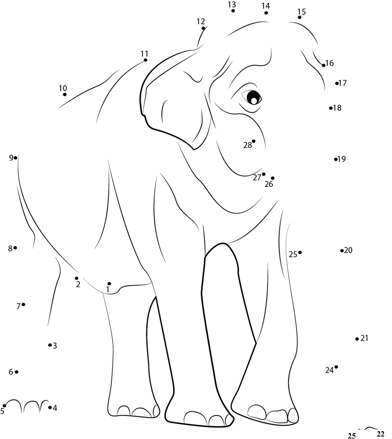 join the dots animals connect the dots animal worksheets learning printable join the dots animals