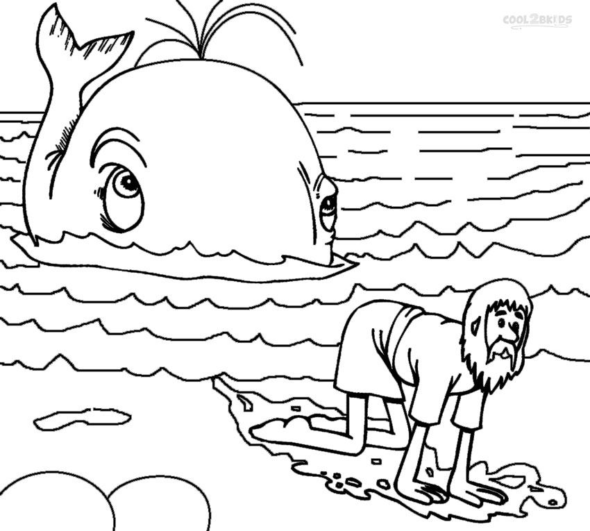jonah coloring sheet jonah and the whale coloring page at getdrawings free coloring sheet jonah